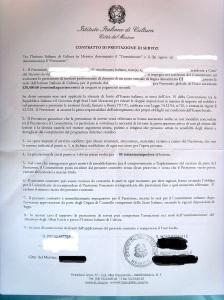 2 Esempio Contratto IIC-1